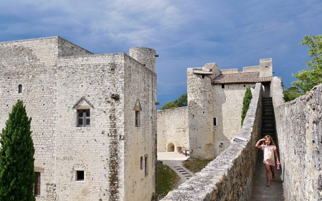 Montélimar et son château des Adhémar