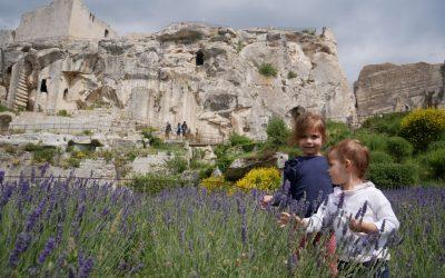 Escapade aux Baux-de-Provence