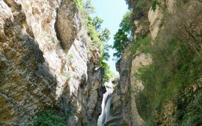 Escapade dans les gorges d'Omblèze