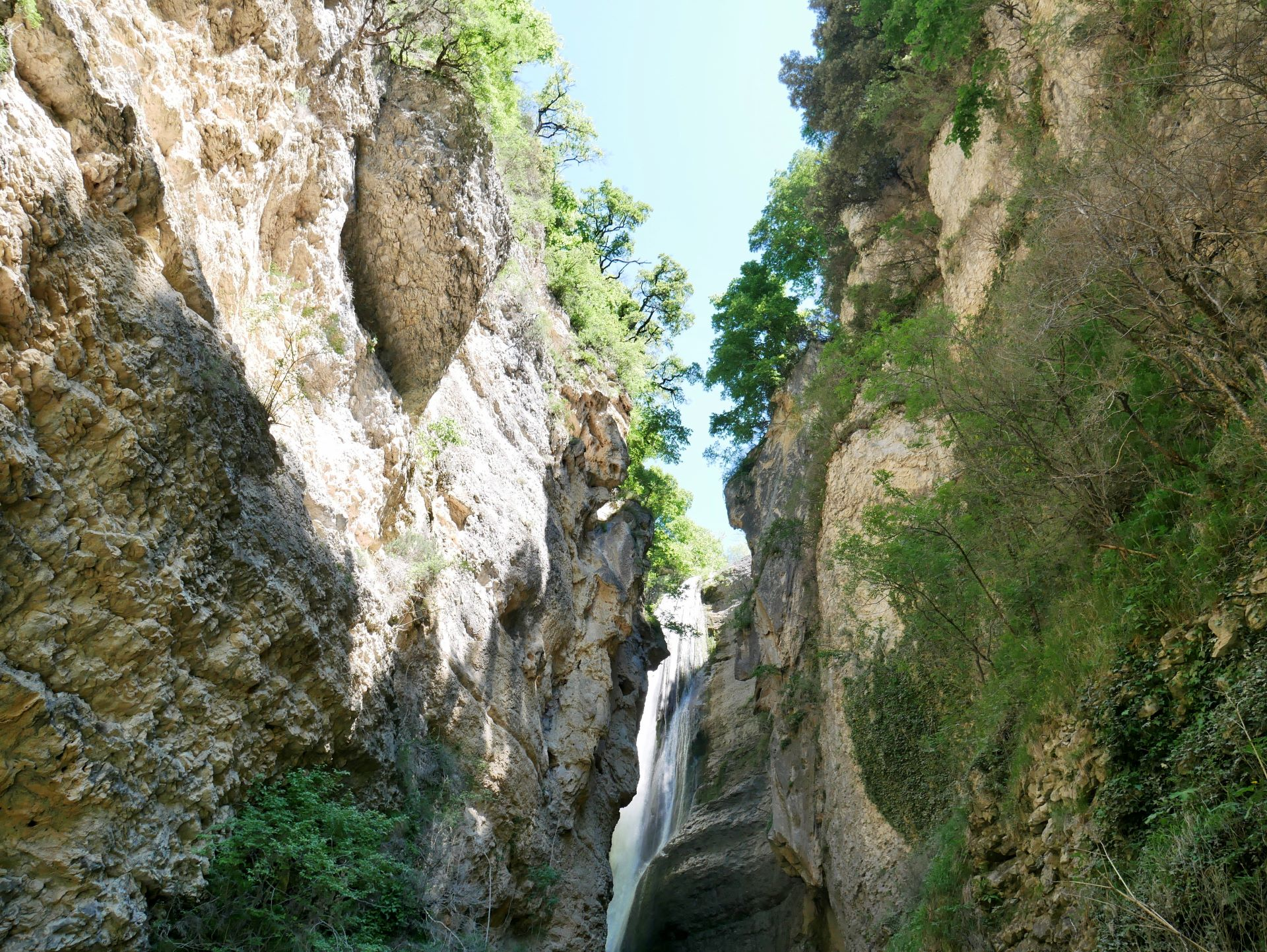 Escapade dans les gorges d'Omblèze dans le parc naturel régional du Vercors