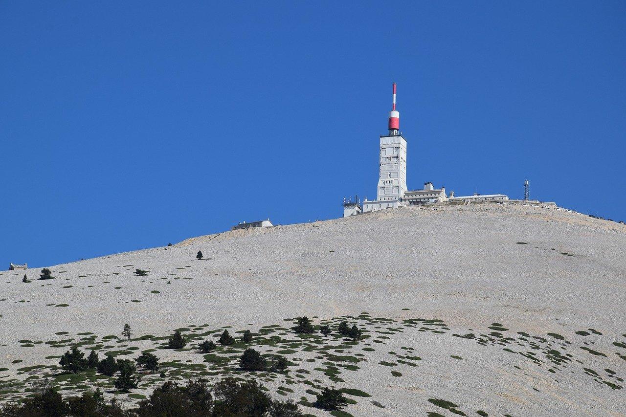 Lieux à découvrir autour de Montélimar : le mont ventoux