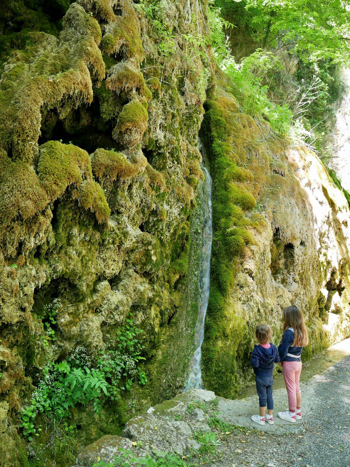 Balade drome : les gorges d'Omblèze