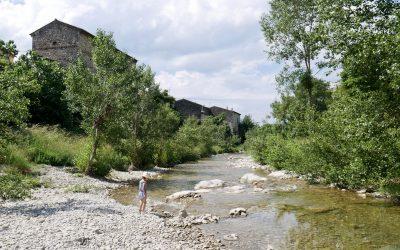 Balade et baignade à Pont-de-Barret