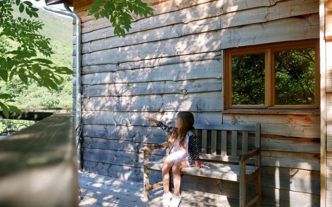 Nuit insolite en famille en Drôme – Ardèche