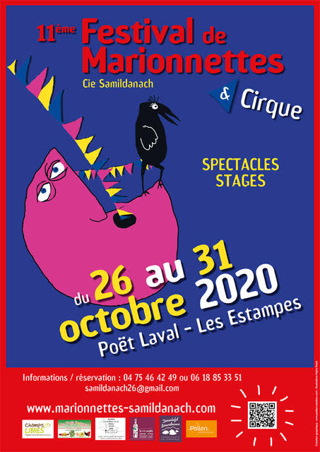 Festival de marionettes de Poët-Laval