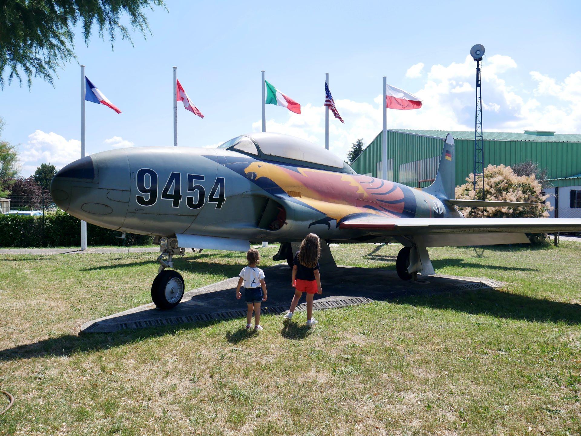 Musée européen de l'aviation de chasse de Montélimar