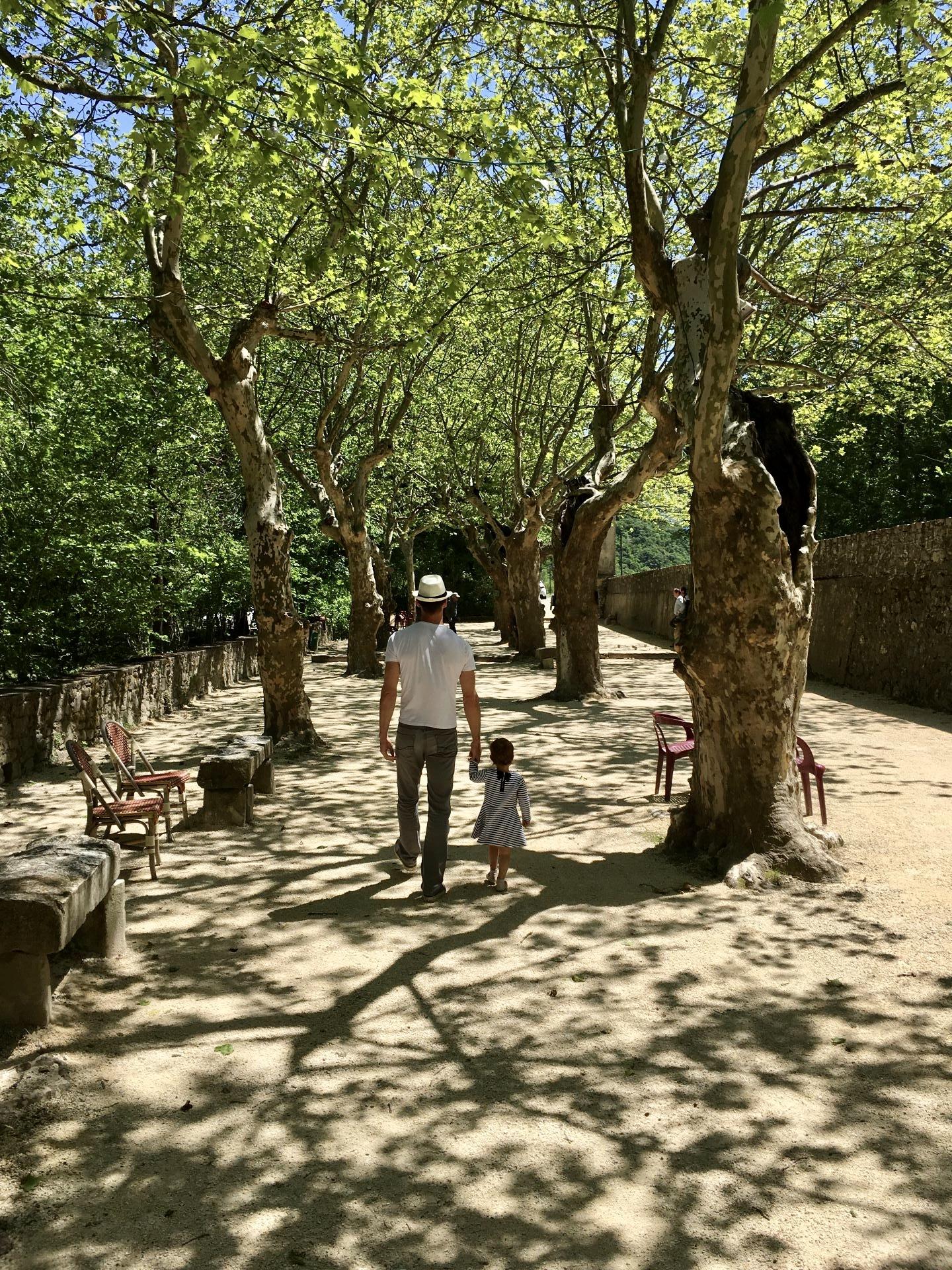 Restaurant la fontaine minérale à Pont de Barret