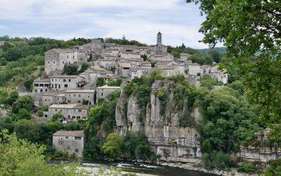 Escale médiévale à Balazuc