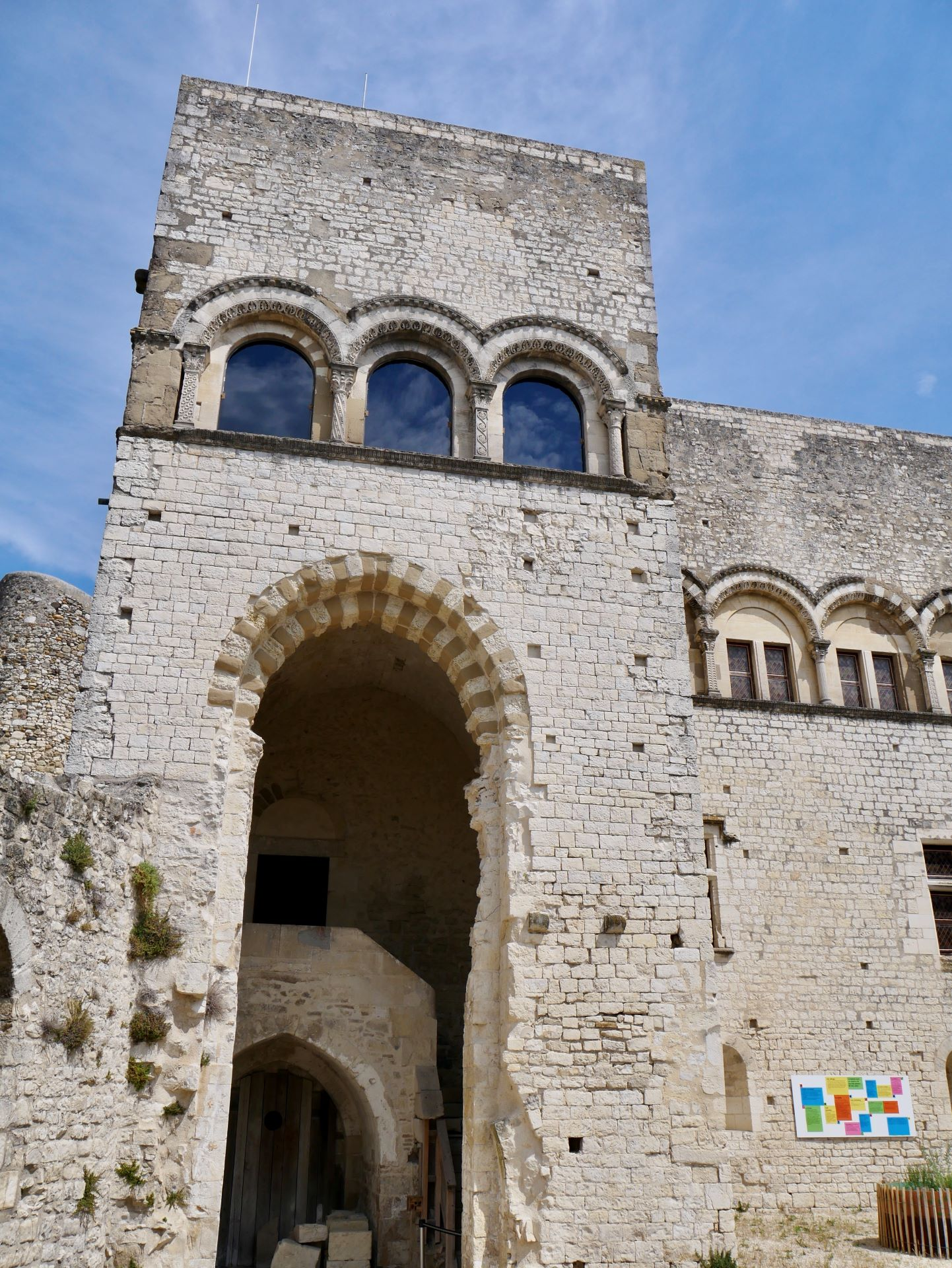 Sortie en famille dans la Drôme : château de Montélimar