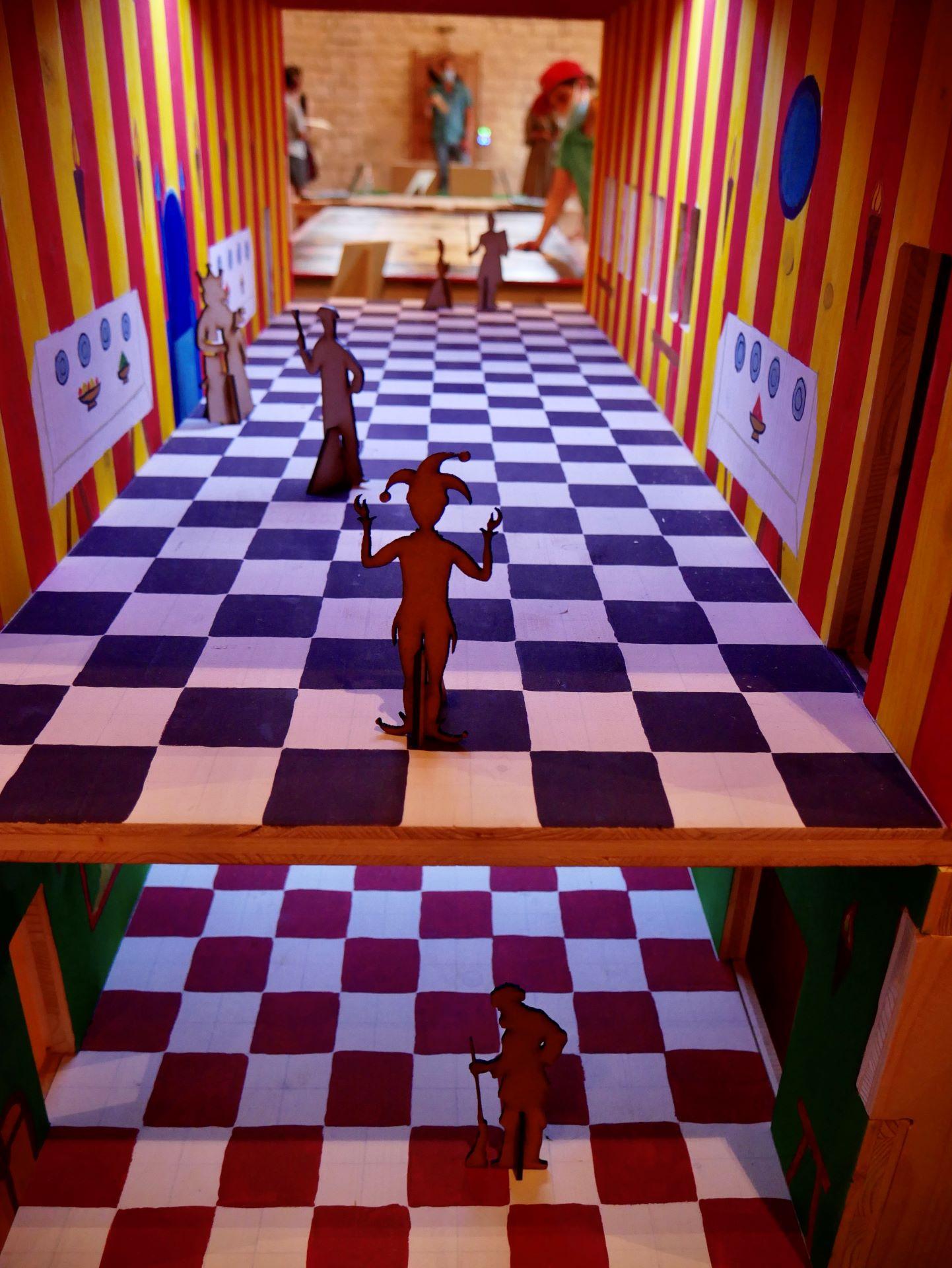 Sortie en famille dans la Drôme : expo 2020 château de Montélimar