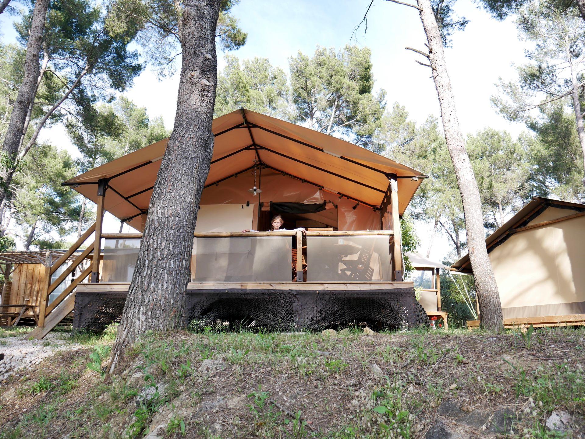Camping du Garlaban à Aubagne