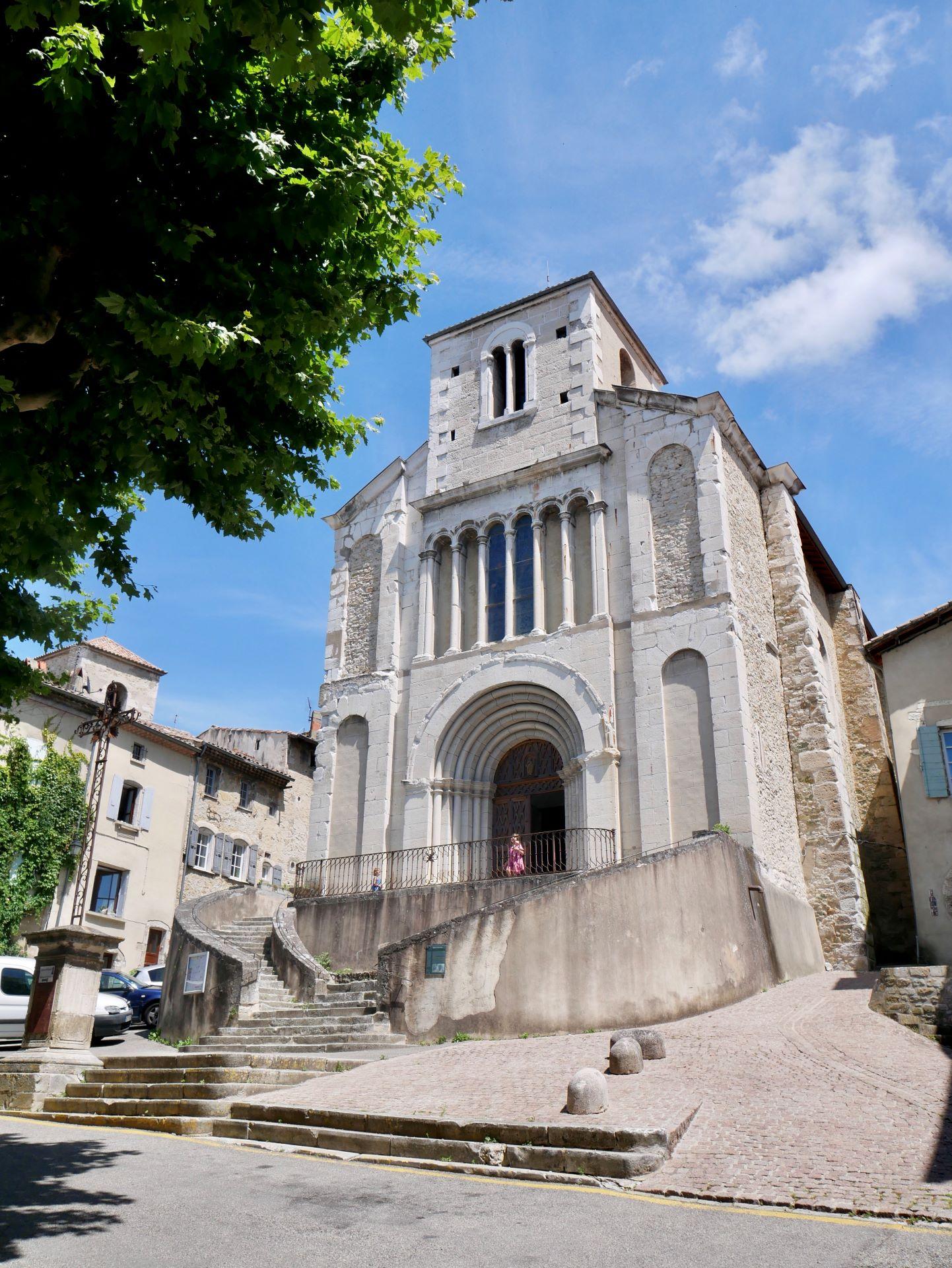 Eglise Saint Roch de Dieulefit