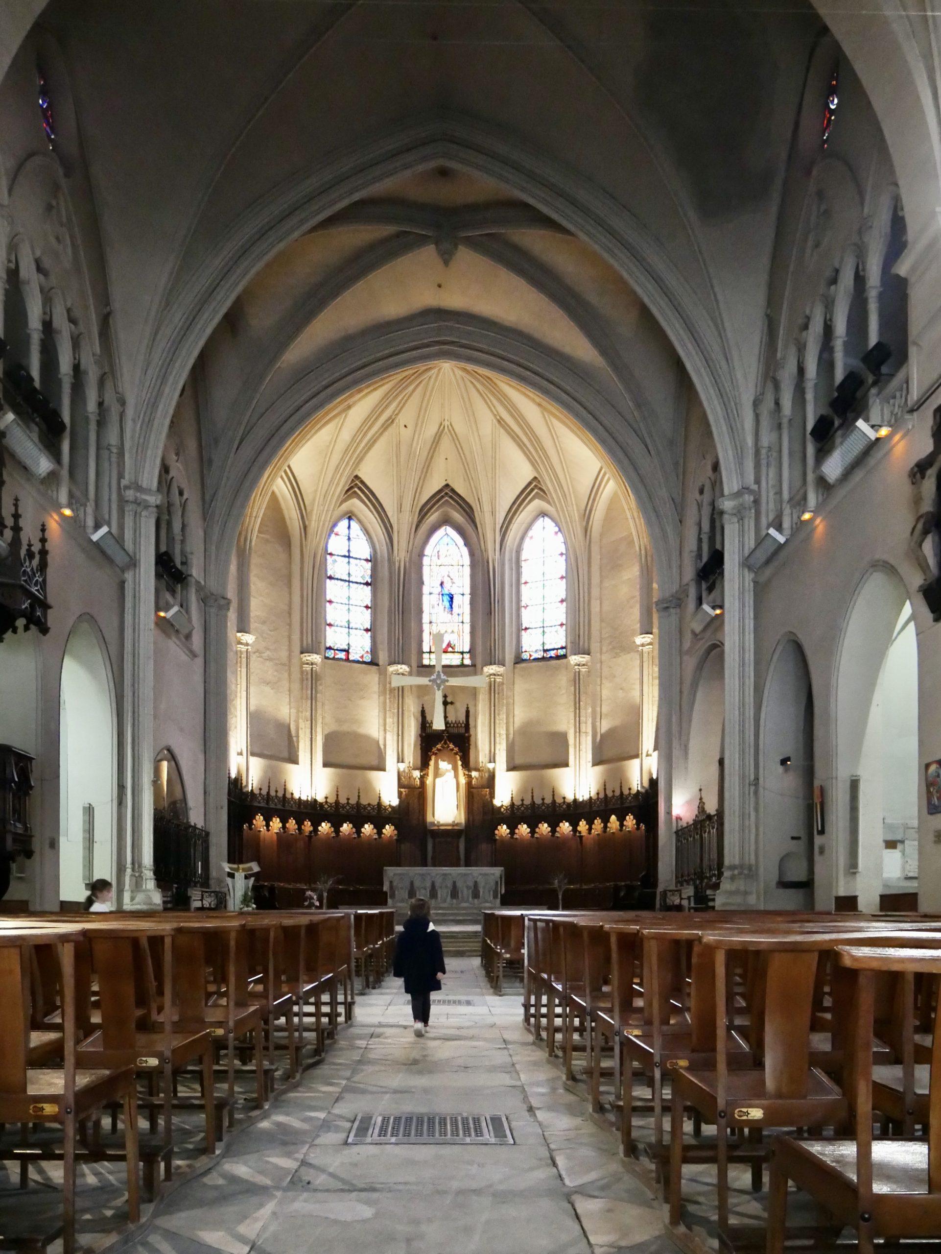 Collégiale Sainte Croix de Montélimar