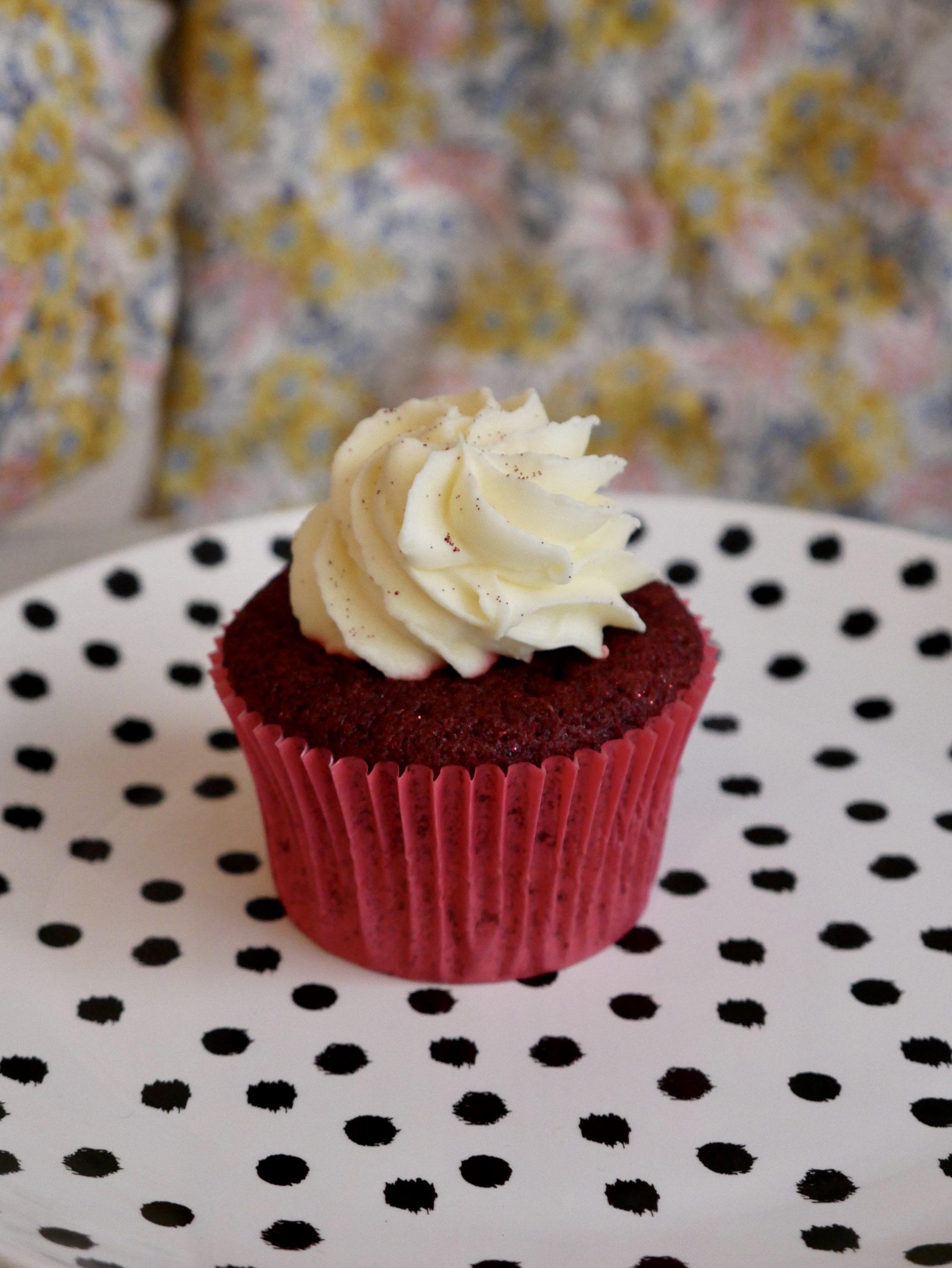 Cupcake de chez Bee Sweet Bakery à Montélimar