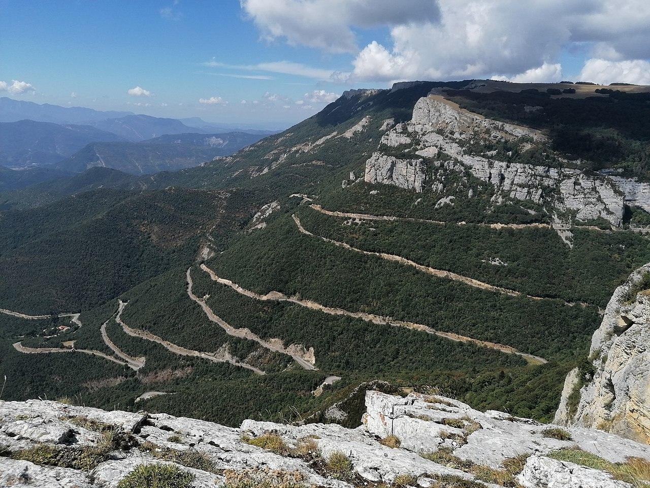 Col de rousset Drôme
