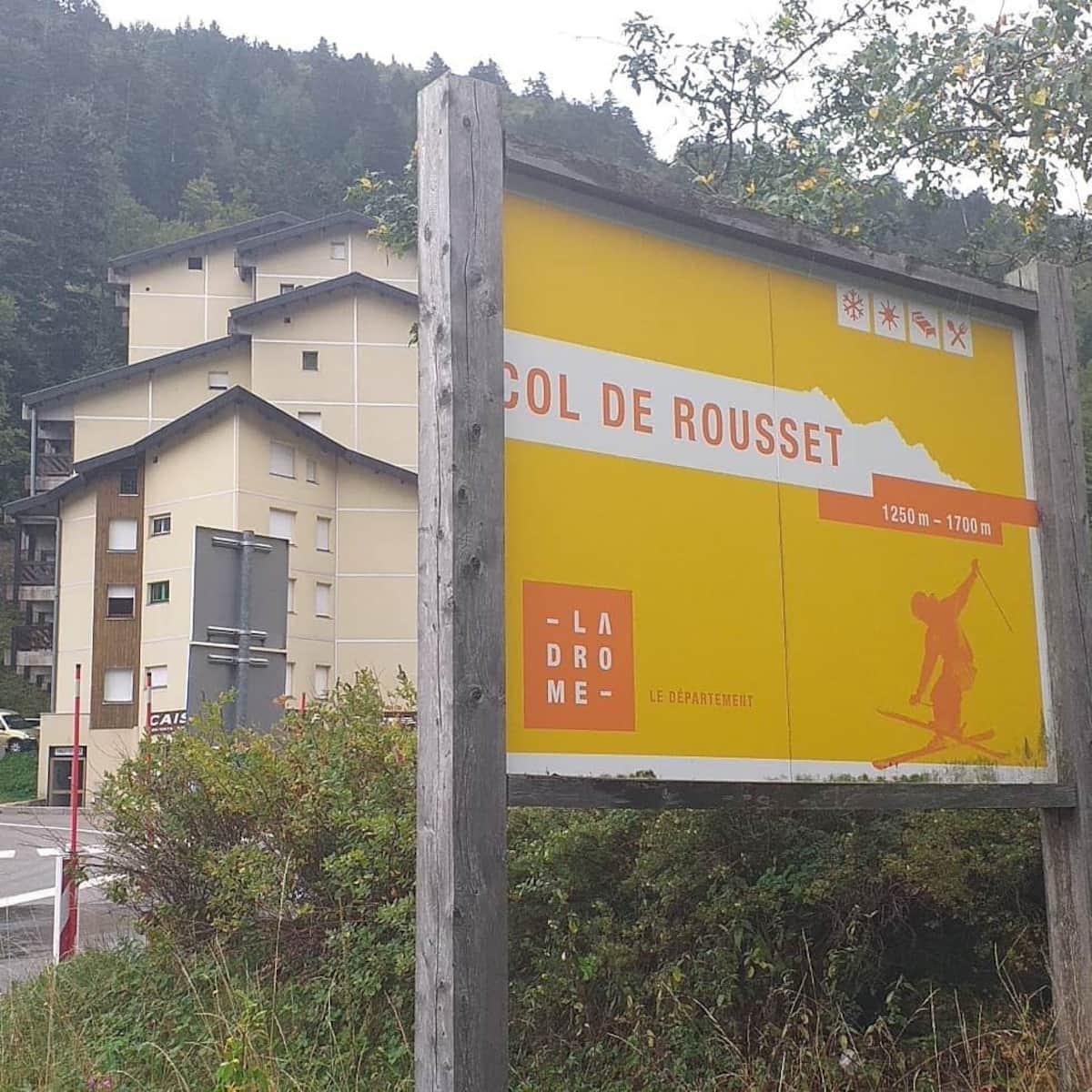 Appartement Col de Rousset