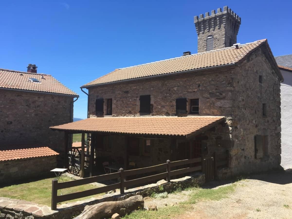 Maison Croix de Bauzon Ardèche