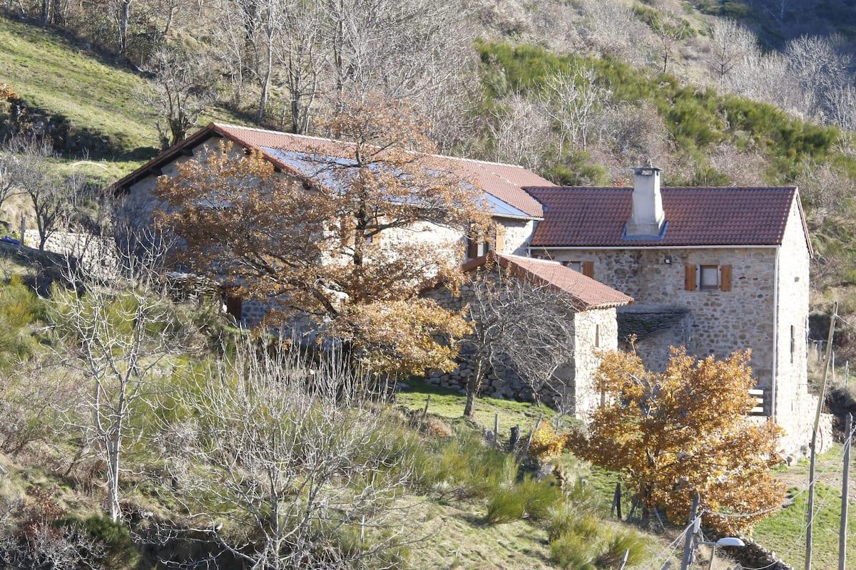 Gîte Croix de Bauzon Ardèche