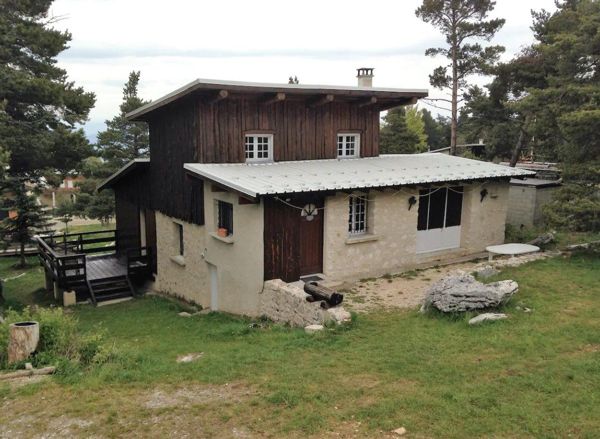 Studio dans Chalet au Mont Serein, au pied du Mont Ventoux