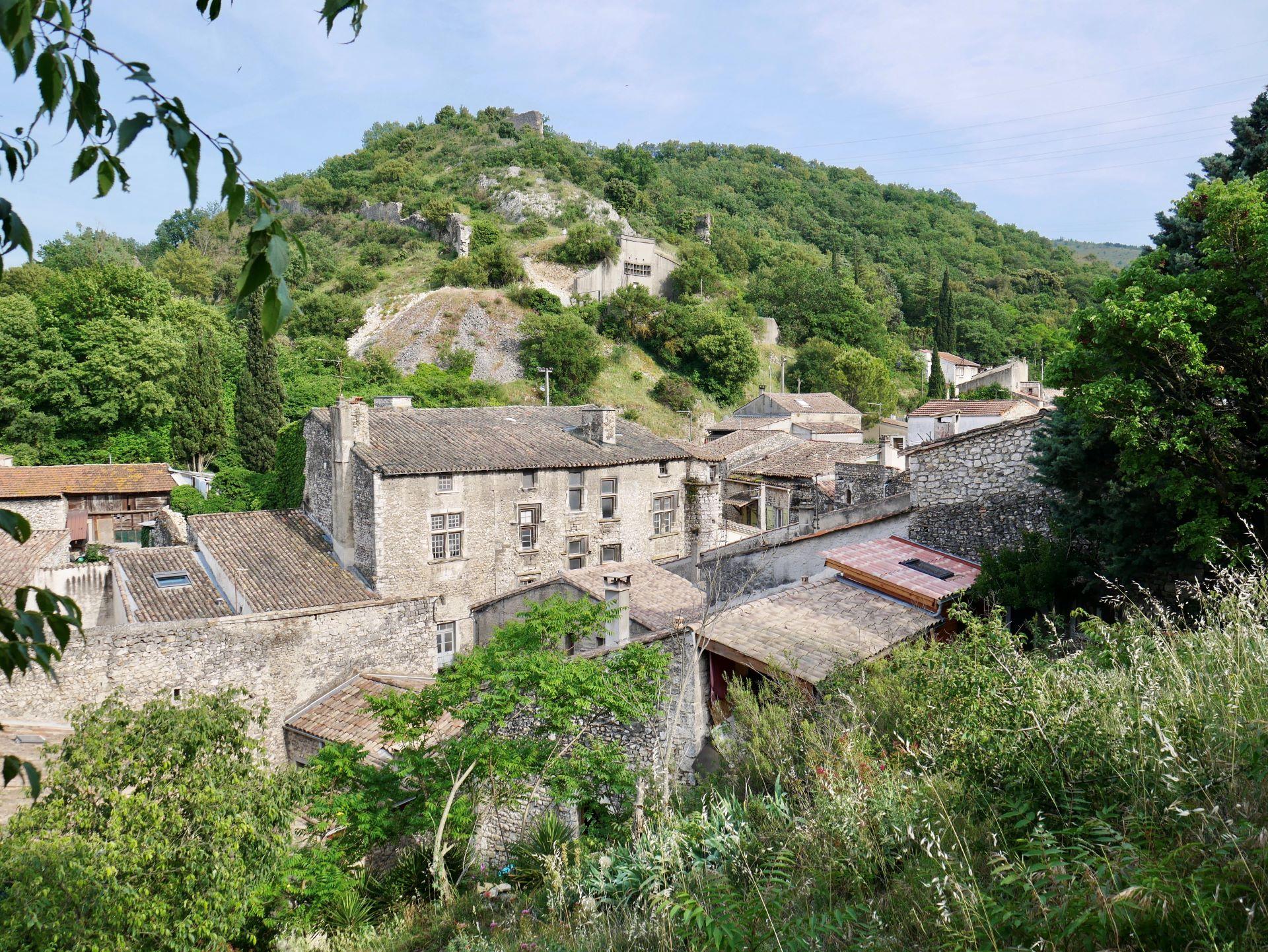 Randonnée autour de Montélimar : les remparts de Châteauneuf-du-Rhône