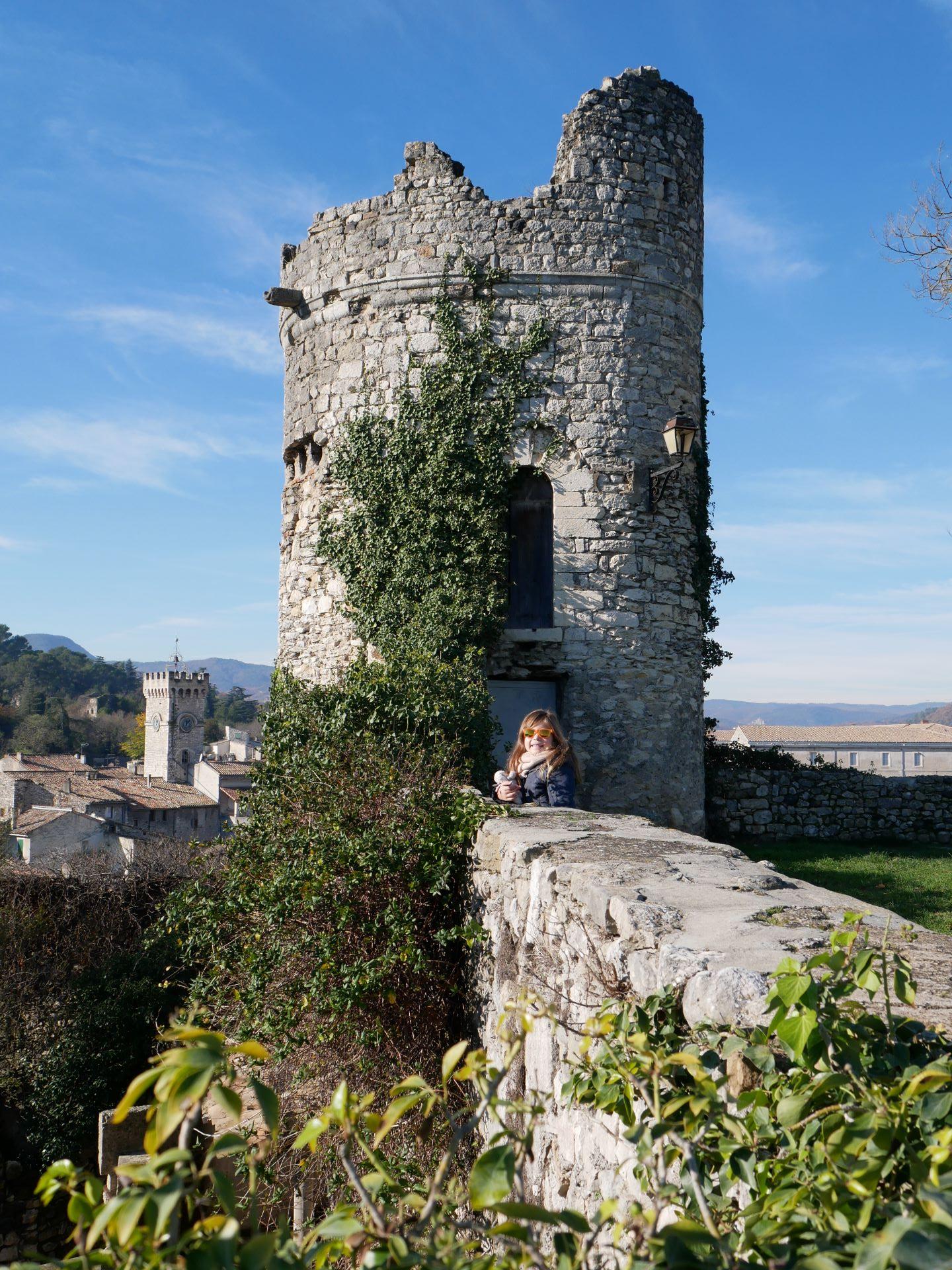 Vélo en Drôme-Ardèche : la Via Rhôna et le village de Viviers